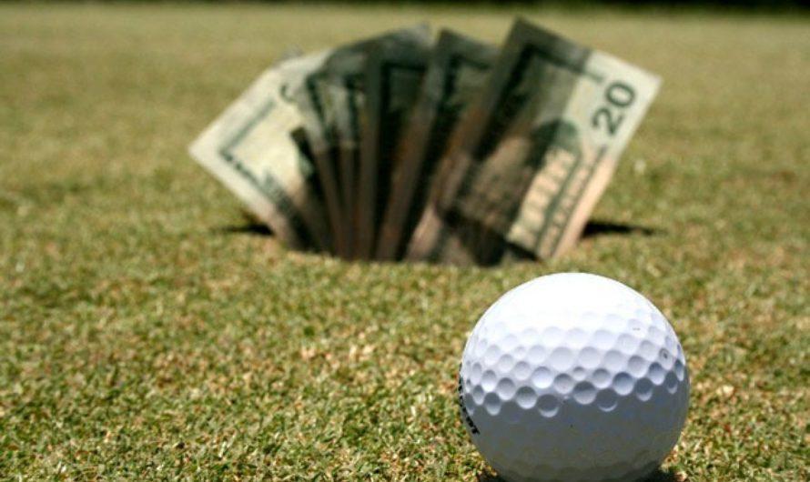 Ставки на гольф: виды и особенности