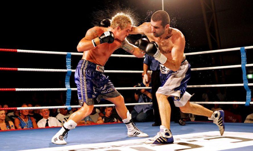 Ставки на бокс: виды и особенности