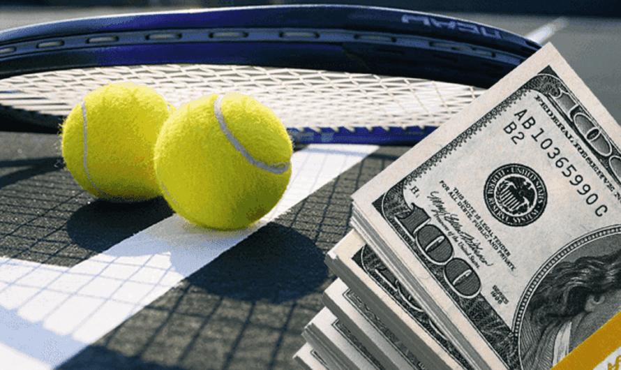 Ставки на теннис: виды и особенности