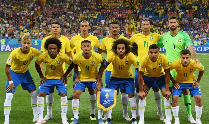 Легендарный игрок сборной Бразилии по футболу, запустил подозрительный ресурс, связанный со ставками на спорт